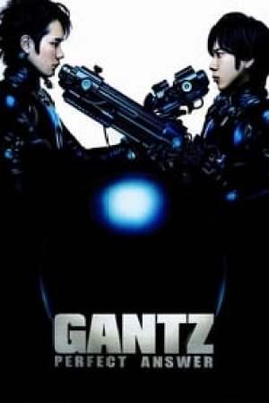Portada Gantz: Perfect Answer (Gantz: Parte 2)