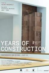 Years of Construction 2019