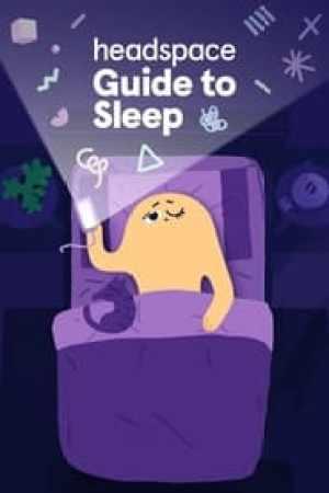 Portada Guía Headspace para dormir bien