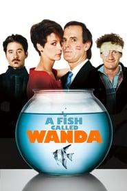 poster A Fish Called Wanda