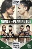 UFC 224: Nunes vs. Pennington 2018