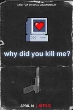 Portada ¿Por qué me mataron?