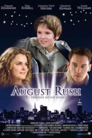Portada August Rush: El triunfo de un sueño