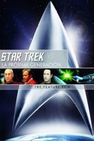 Portada Star Trek VII: La próxima generación