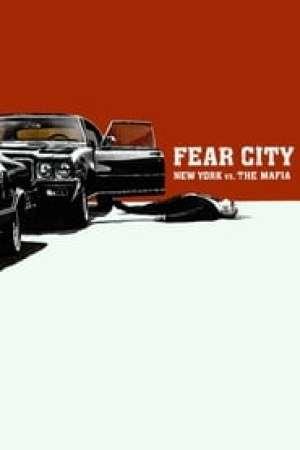 Portada La ciudad del miedo: Nueva York contra la mafia