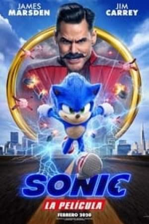 Portada Sonic: la película