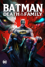 poster Batman: Death in the Family