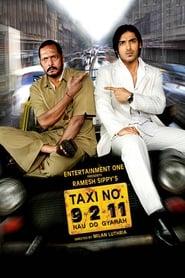 Taxi No. 9 2 11: Nau Do Gyarah 2006 Hindi Movie AMZN WebRip 300mb 480p 1GB 720p 3GB 7GB 1080p