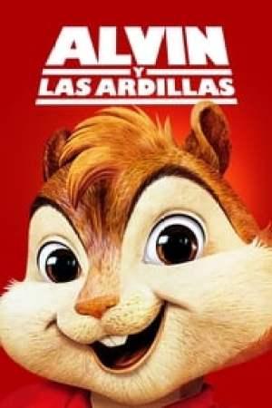 Portada Alvin y las ardillas