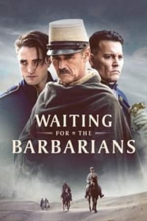 Portada Waiting for the Barbarians