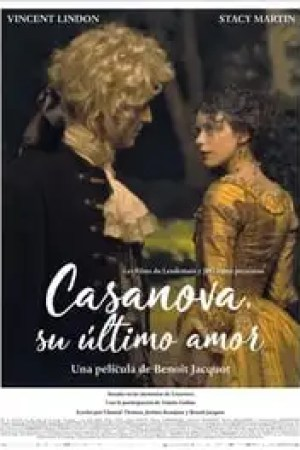 Portada Casanova, su último amor