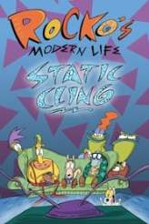 Rocko's Modern Life: Static Cling 2019