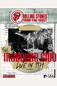 From the Vault: The Marquee Club Live in 1971