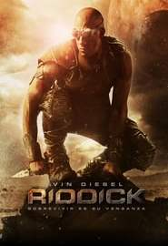 Riddick Portada