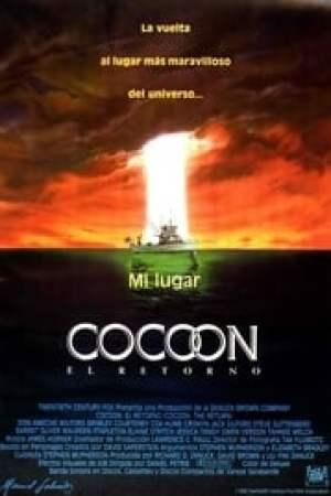 Portada Cocoon: El retorno