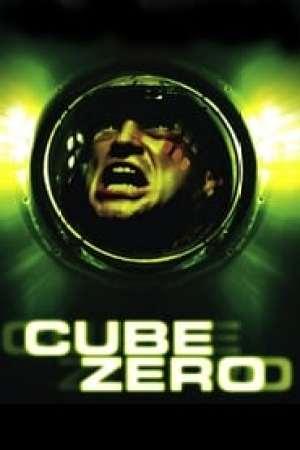 Portada Cube Zero