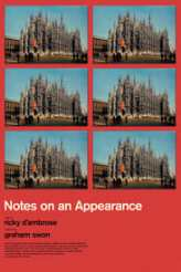 Notes on an Appearance 2018