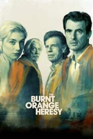 Portada The Burnt Orange Heresy