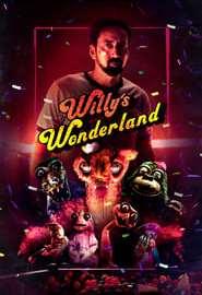 Willy's Wonderland Portada