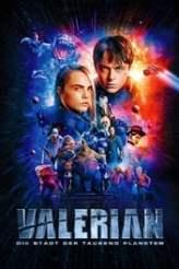 Valerian - Die Stadt der Tausend Planeten 2017