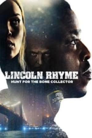 Portada Lincoln Rhyme: Cazando al coleccionista de huesos