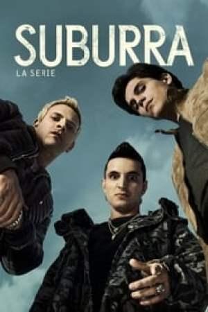 Portada Suburra: La Serie