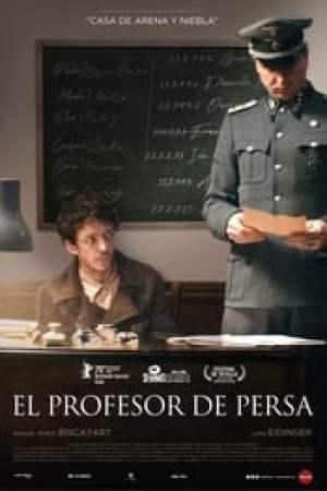 Portada El profesor de persa