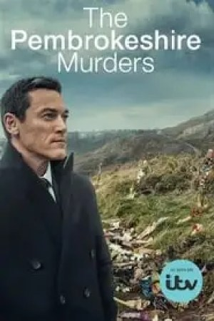 Portada The Pembrokeshire Murders