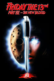 poster Friday the 13th Part VII: The New Blood