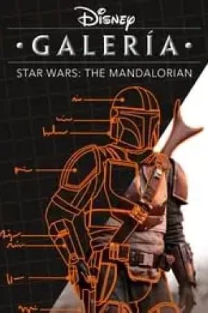 Portada Galería Disney / Star Wars : The Mandalorian