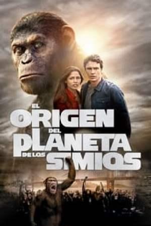 Portada El origen del planeta de los simios