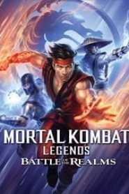 poster Mortal Kombat Legends: Battle of the Realms
