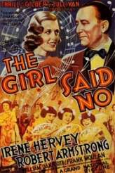 The Girl Said No 1937
