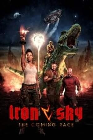 Portada Iron Sky: The Coming Race
