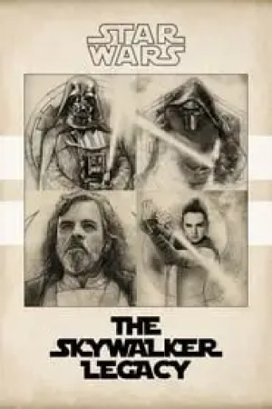 Portada The Skywalker Legacy