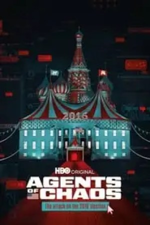 Portada Agents of Chaos