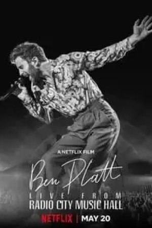 Portada Ben Platt: Live from Radio City Music Hall