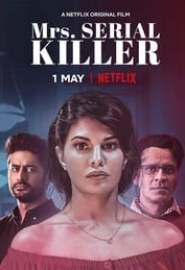 Mrs. Serial Killer Portada
