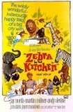 Zebra in the Kitchen 1965