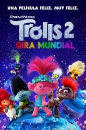 Portada Trolls 2 Gira mundial