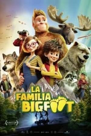 Portada La familia Bigfoot