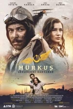 Portada Hürkus: héroe en el cielo