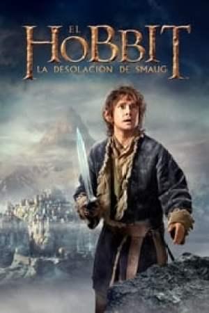 Portada El Hobbit: La desolación de Smaug