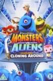 Monsters Vs Aliens: Cloning Around 2013