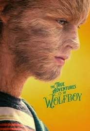 The True Adventures of Wolfboy Portada