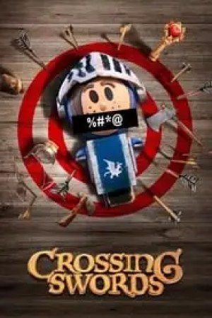 Portada Crossing Swords