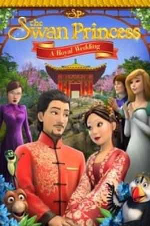 Portada La princesa Cisne: una boda real