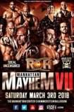 ROH Manhattan Mayhem VII 2018