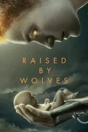 Portada Raised by Wolves