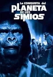 La conquista del planeta de los simios Portada